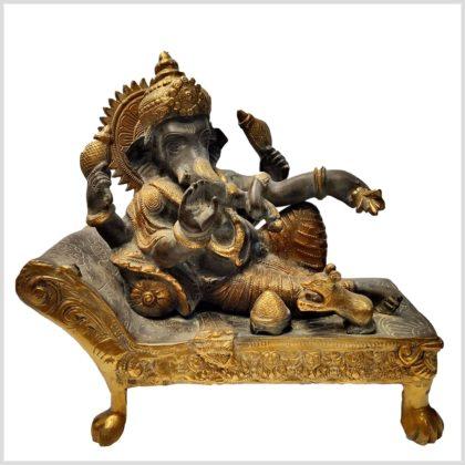 Liegender Ganesha Vorderansicht