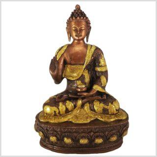 Vitarka Mudra Lehrender Buddha 33cm 4kg Vorderansicht