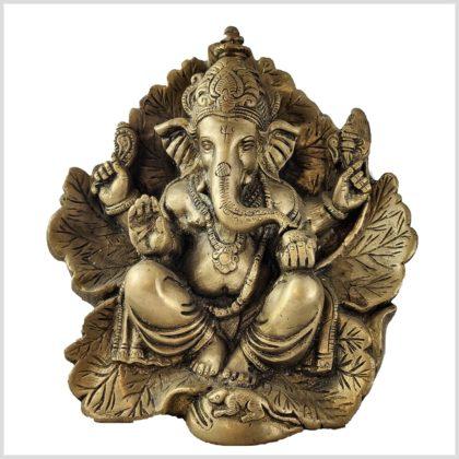 Lotus Ganesha 17cm 2,8kg