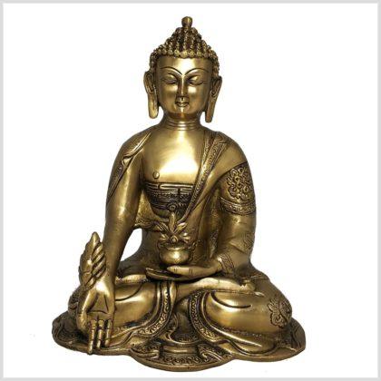 Medizinbuddha Asthamangala 2,8kg Vorderansicht