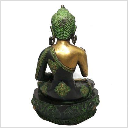 Lehrender Buddha 7,8kg 41cm Rücken