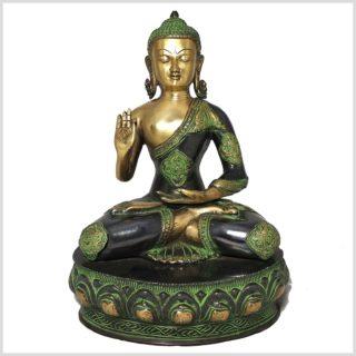 Vitarka Mudra Lehrender Buddha 7,8kg 41cm Vorderansicht
