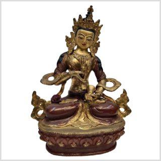 Vajrasattva Dorje Bell Buddha Vorderansicht