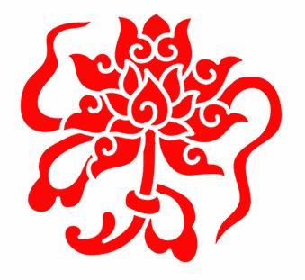 Asthamangala Die Lotusblüte
