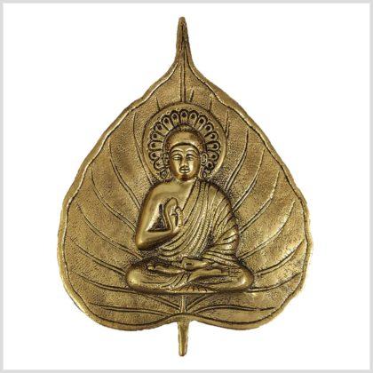 Buddha Bodhiblatt Wandbehang Aufhänger