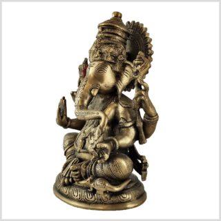 Rüssel Ganesha BigFace 3,9kg Seitenansicht links