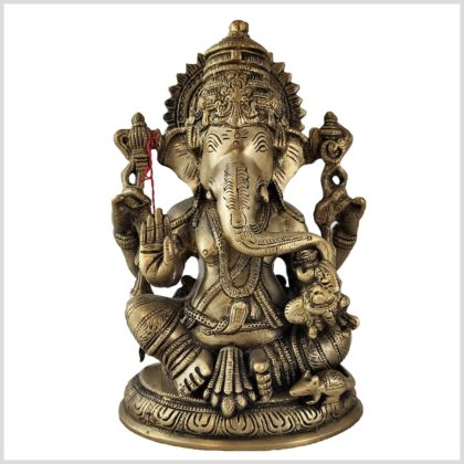 Rüssel Ganesha BigFace 3,9kg Vollansicht