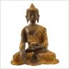Medizinbuddha 1,7kg Coffeebraun Vorderansicht