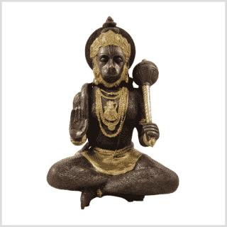 Hanuman 29cn 5kg Messing Kupfer Vorderansicht