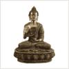 Lehrender Buddha 10,3kg Diamantencut Ashtamangala Vorderansicht