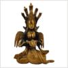 Naga Kanya 3kg 20cm braungold Vorderansicht