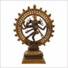 Shiva Nataraja 2,9kg kaffeebraun Vorderansicht