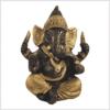 Ganesha Messing Kupfer 8,7cm 500g