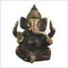 Briefbeschwerer-Ganesha-Messing-rotgrün