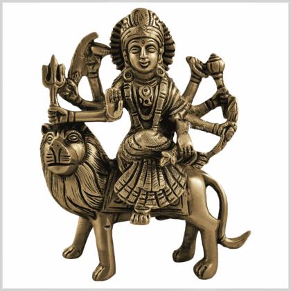 Durga 950g Messing Vorne