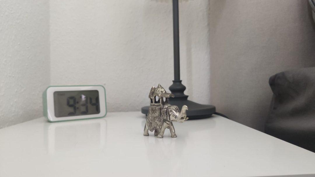 Galerie Elefant aus Silber