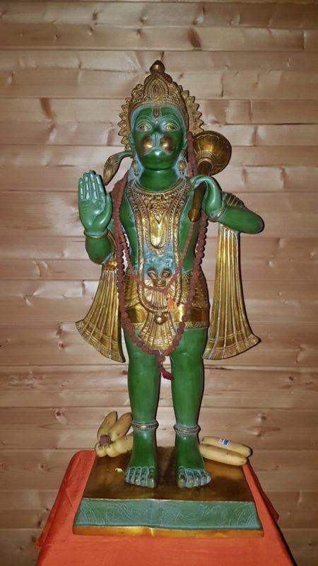 Galerie Bild Hanuman Stehend