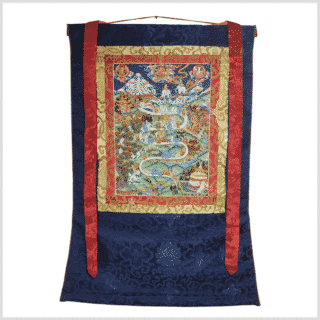 Thangka Weg zum Himmel Way to Heaven Vollansicht