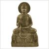 Amoghasiddhi Buddha Messing 21cm Vorne