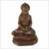 Hanuman klein Messing braungrün Vorderansicht