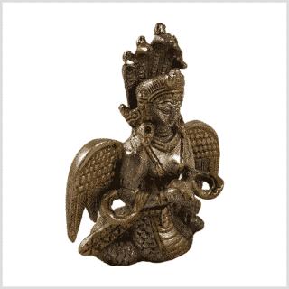 Nag Kanya Messing Silber 7cm Seite rechts
