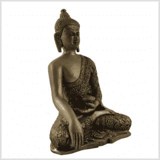Bhumisparsha Mudra 1,74kg Seite rechts