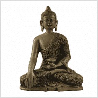 Bhumisparsha Mudra Buddha 1,74kg Vorne