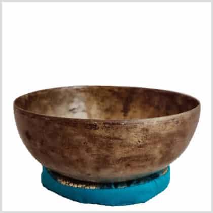 Antike Herzklangschale aus Tibet 650g