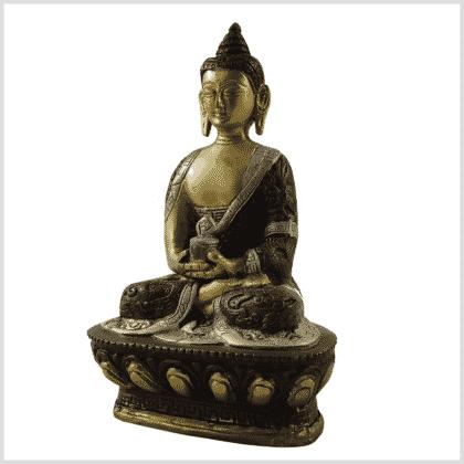 Erleuchteter Buddha 1kg Tricoloure Seite links