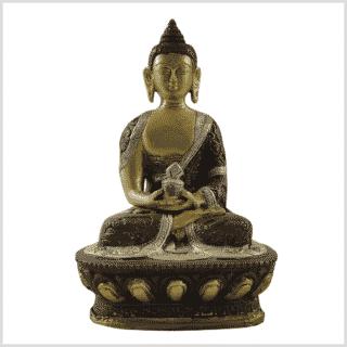 Erleuchteter Buddha 1kg Tricoloure Vorne