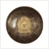 Solarplexus Klangschale Amitabha Buddha 3455g Inennansicht
