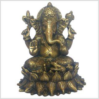 Ganesha auf Lotus 1,8kg Vorne
