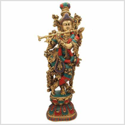 Krishna 16kg rotgrün Vorderansicht