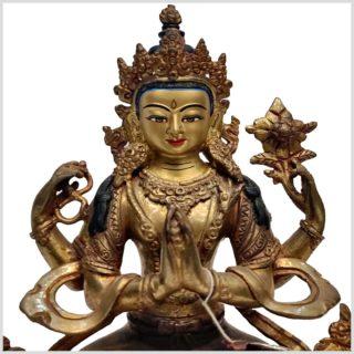 Avalokiteshvara Original Nepal 25cm Gesicht