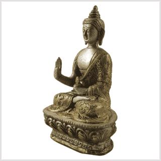 Segnender Buddha 17cm Seitenansicht