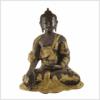 Medizinbuddha 6kg Messing Kupfer Vorne