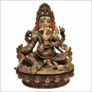 Ganapati Ganesha 25cm Vorderansicht