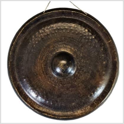 Buckelgong 6kg 72cm Vorne