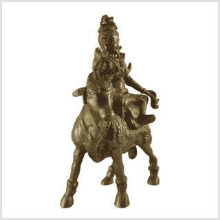 Shiva auf Nandi 1,9kg links