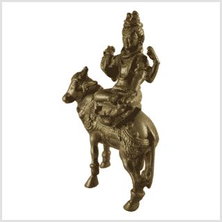 Shiva auf Nandi 1,9kg rechts