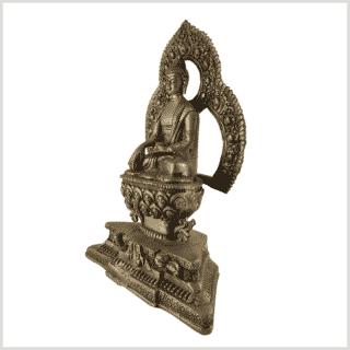 Tempelbuddha Erdender Buddha 2kg links