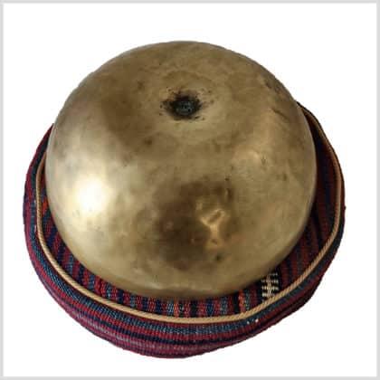 Shiva Lingam Klangschale 1623g Boden