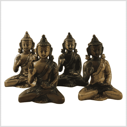 Lehrender Buddha Abahaya Mudra 200g