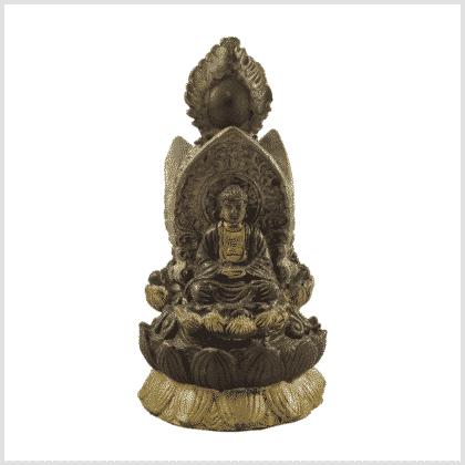 Buddha Stupa 3 Buddhas 3