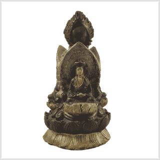 Buddha Stupa 3 Buddhas 2