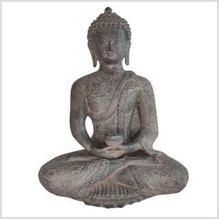 Erleuchteter Buddha vorne
