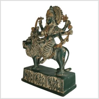 Durga grünantik 28cm Seite rechts