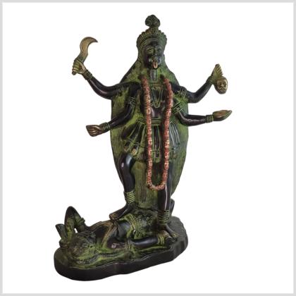 Mata Kali schwarzgrünrot Seite rechts