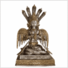 Nag Kanya Messing Silber 32cm Vorne