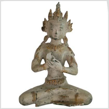 Dharmachakra Buddha 26cm vorne
